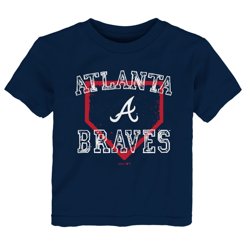Braves Fan Base Short Sleeve Tee
