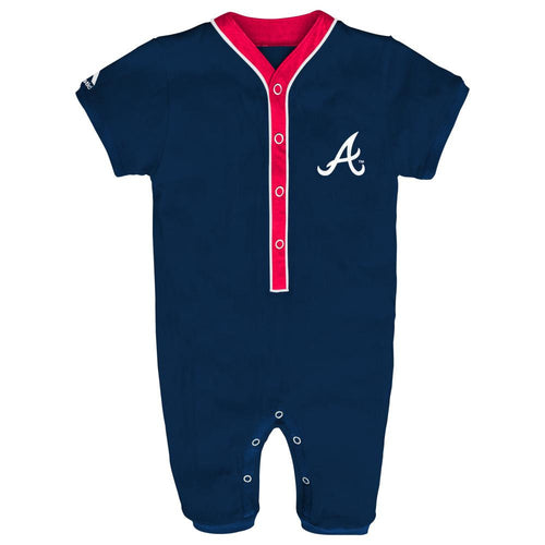 Braves Fan Team Player Coverall