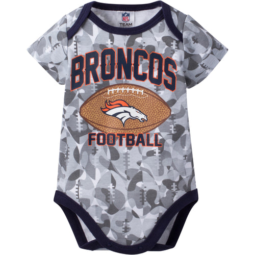 Broncos Infant Camo Bodysuit