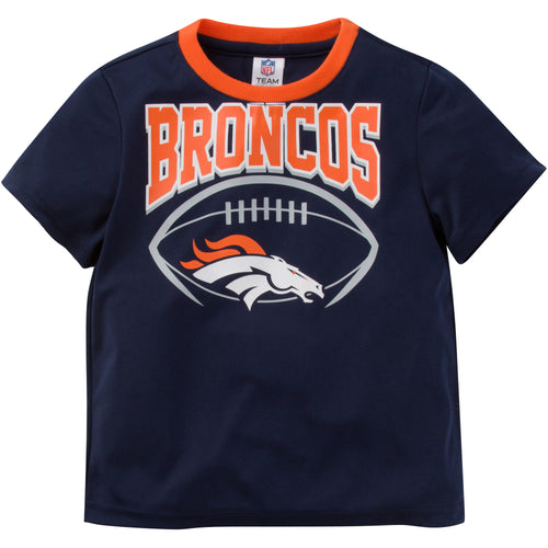 Broncos Athletic Short Sleeve Tee