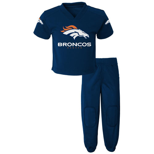 Broncos Fan Playtime Outfit