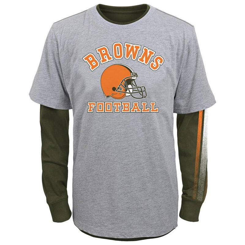 Browns Fan Toddler Tees Combo Pack