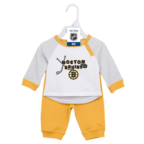 timeless design 984fd 0d47b Boston Bruins Baby Clothing and Infant Gear – babyfans