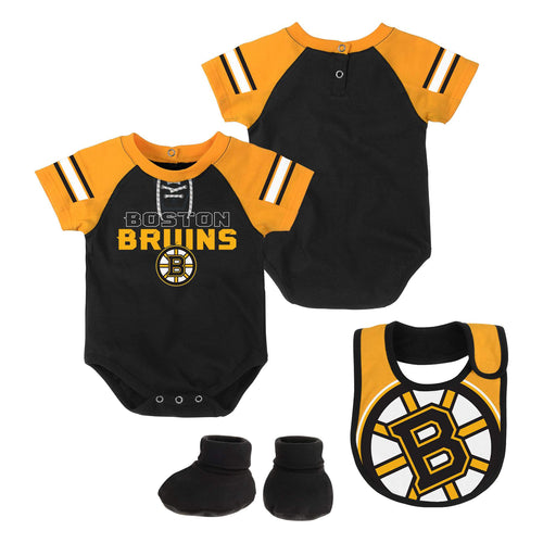 timeless design 6b575 28a3a Boston Bruins Baby Clothing and Infant Gear – babyfans