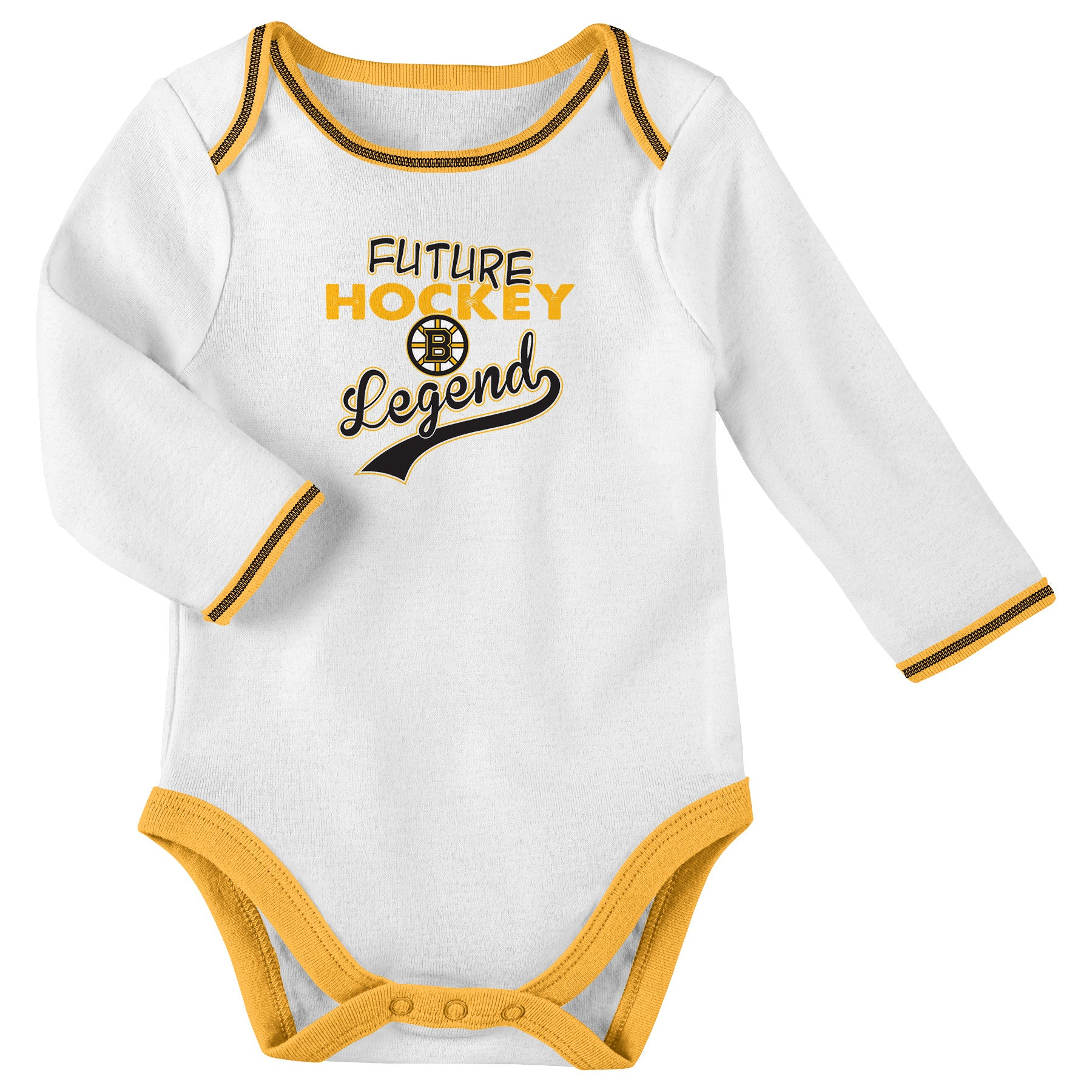 5e2e47598 Boston Bruins Future Hockey Legend 3 Piece Outfit – babyfans
