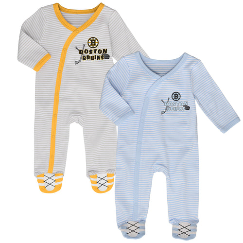 Bruins Classic Infant Gameday Coveralls