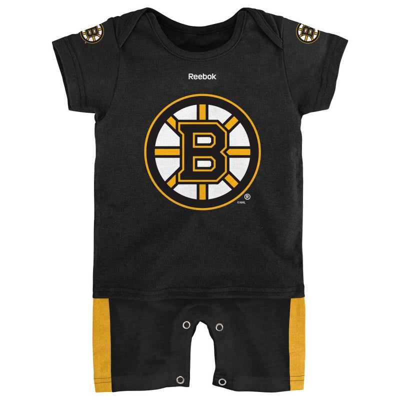 Bruins Hockey Newborn Jersey Romper
