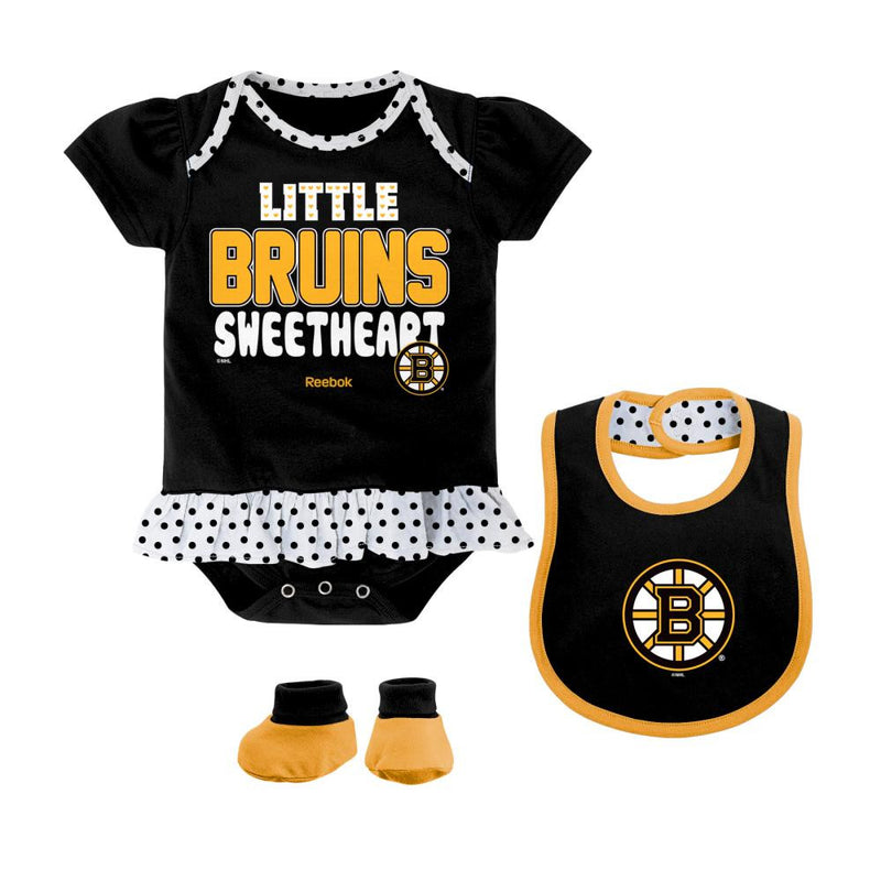 Bruins Sweetheart Outfit