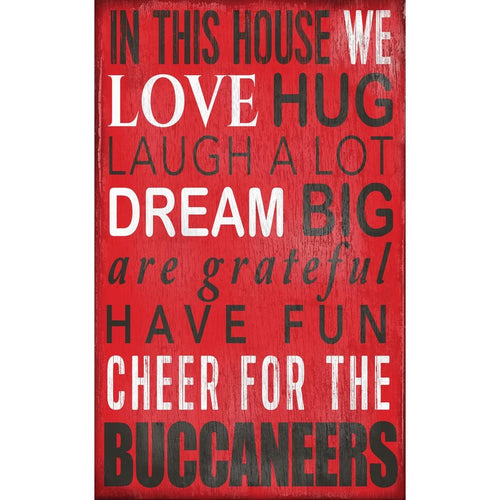 Buccaneers Baby Nursery Wall Art