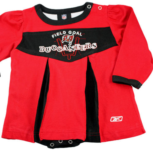 Buccaneers Baby Cheerleader Dress