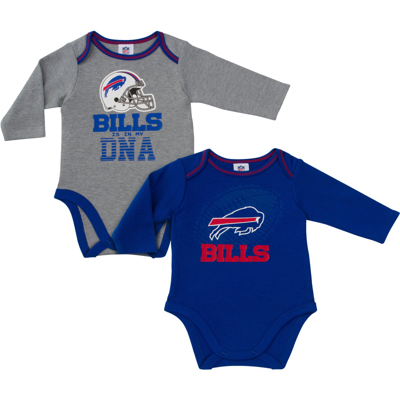 Buffalo Bills Baby Onesies