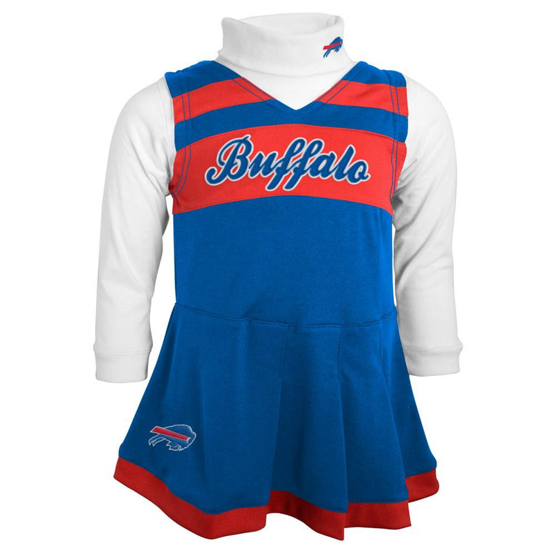 Buffalo Bills Cheerleader Dress