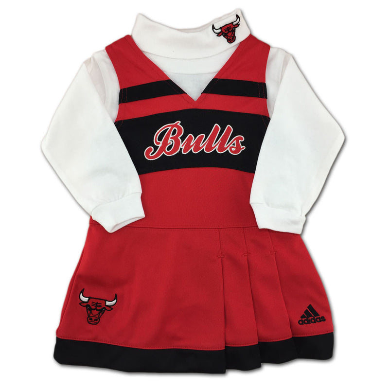 Chicago Bulls Cheerleader Dress