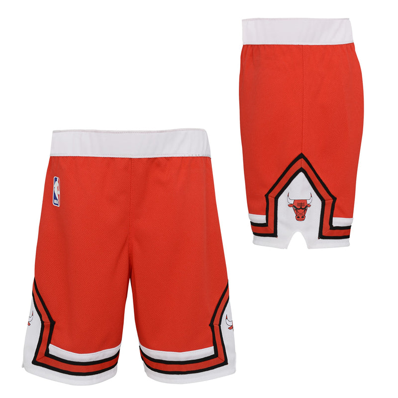 Bulls Toddler Basketball Shorts