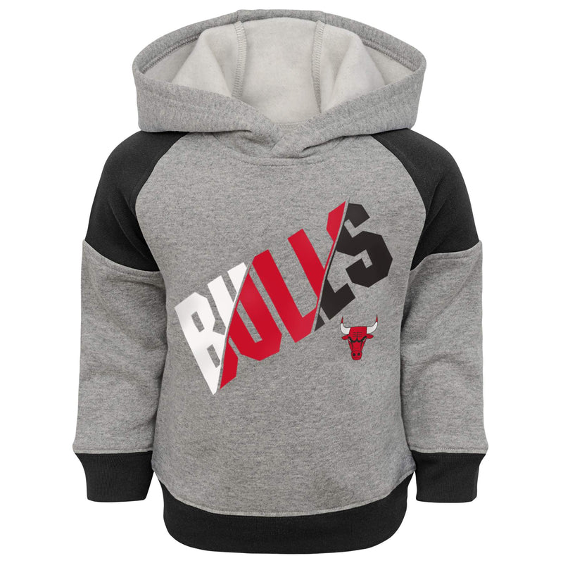 Bulls Sideline Hooded Sweatshirt