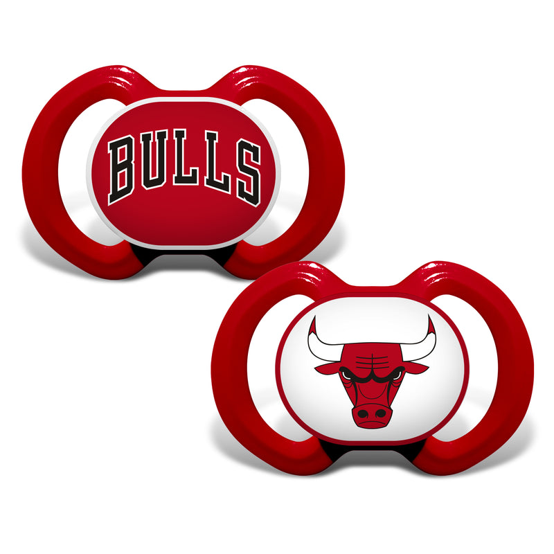 Chicago Bulls Variety Pacifiers