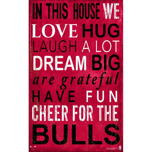 Bulls Baby Nursery Wall Art