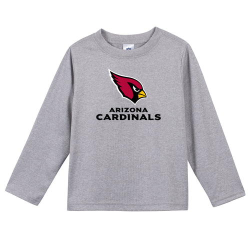 Arizona Cardinals Boys Long Sleeve Tee