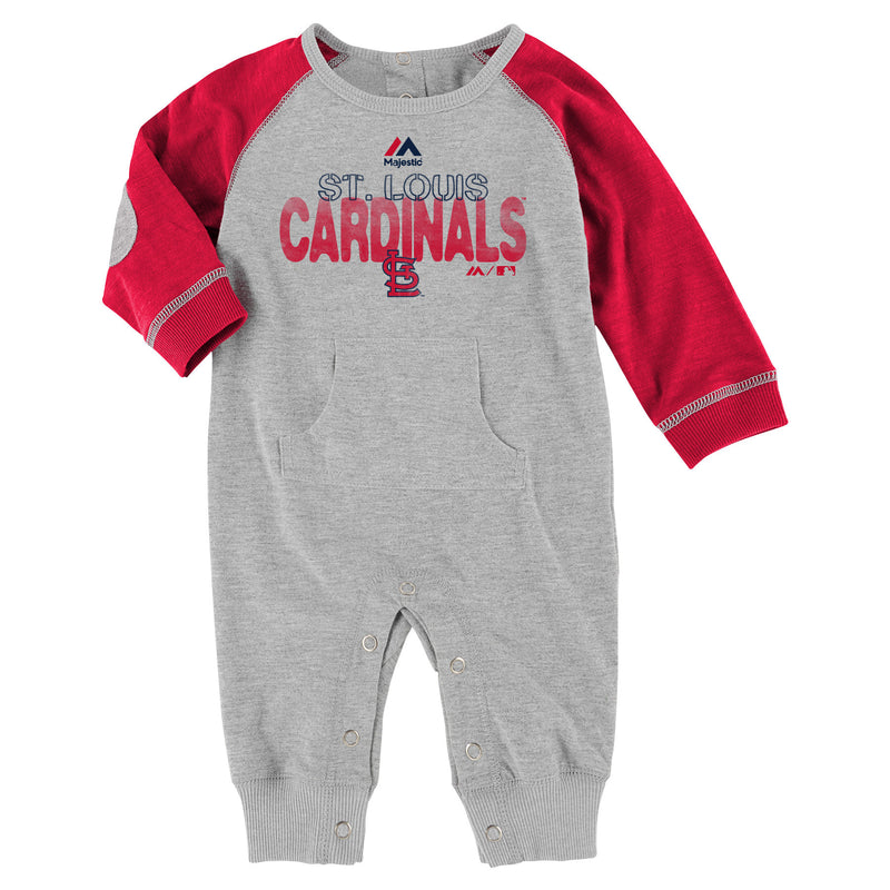 Cardinals Little Slugger Romper