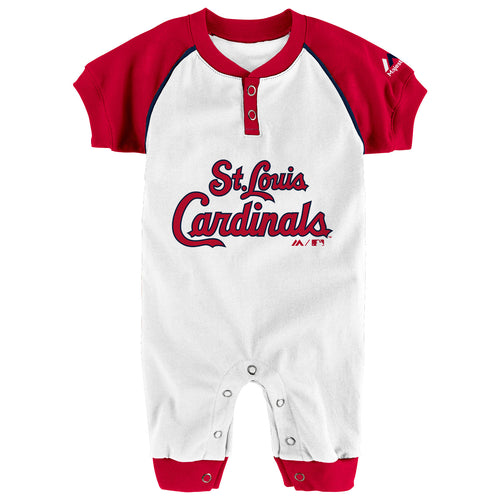 St. Louis Cardinals Baby Team Coverall