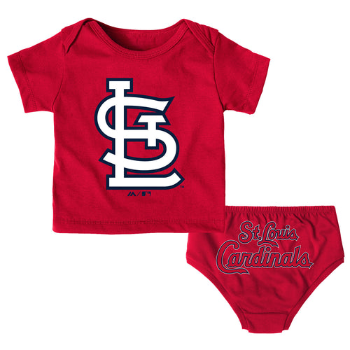Cardinals Newborn Uniform Outfit