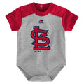 Cardinals Fan Bodysuit and Short Set