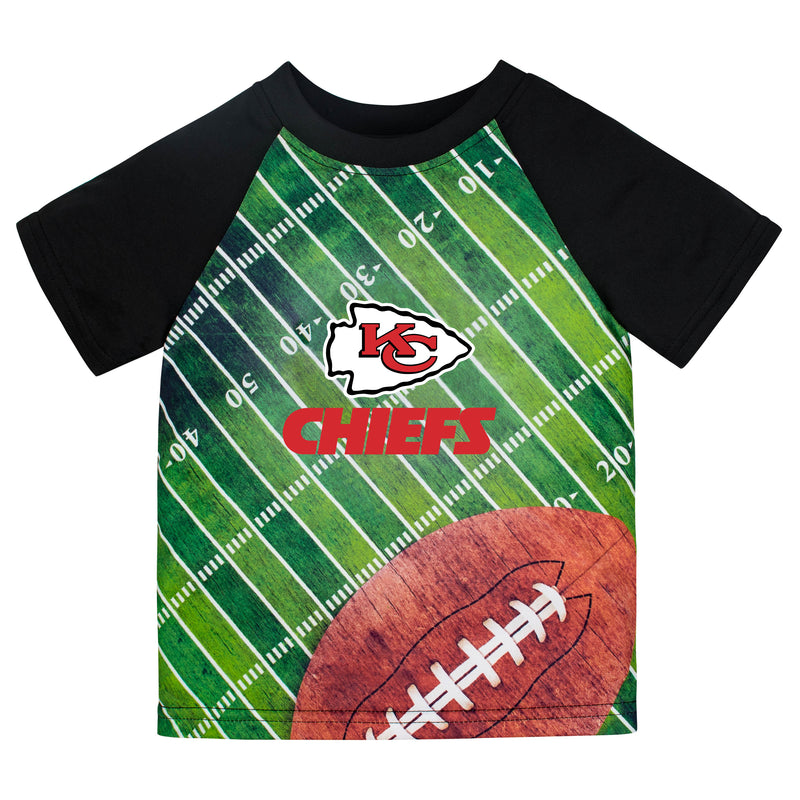 Chiefs Short Sleeve Field Tee