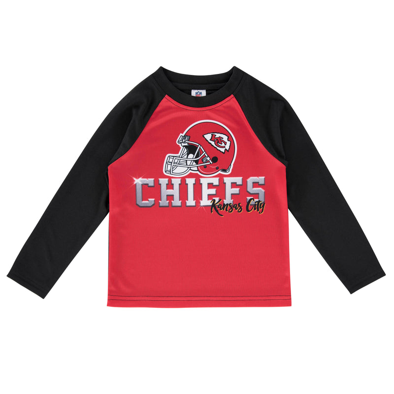 Chiefs Team Color Long Sleeve Tee