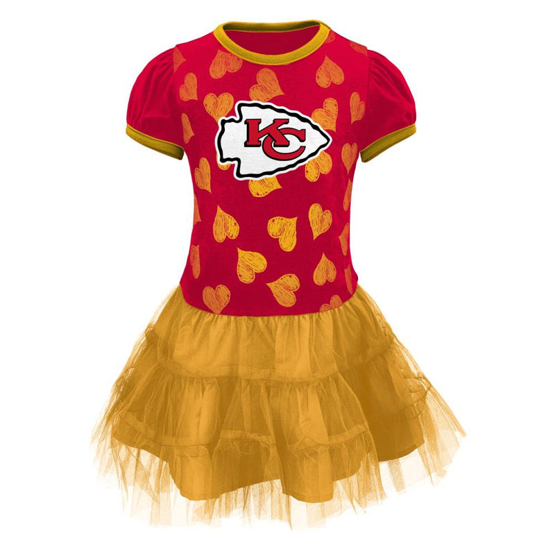 Chiefs Love to Dance Dress