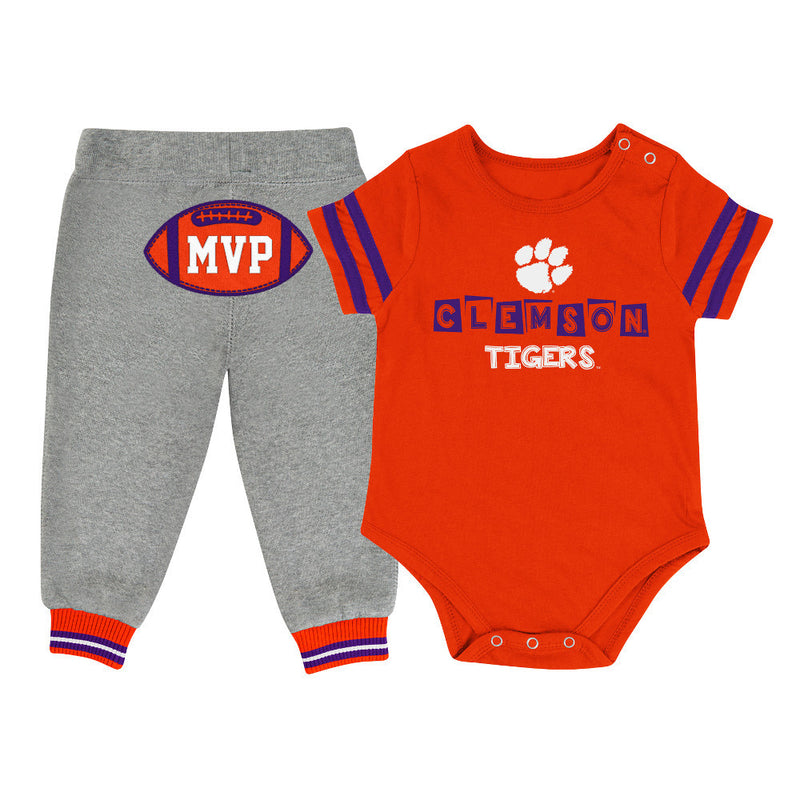Tigers Baby MVP Outfit