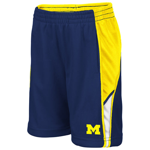 Michigan Team Spirit Shorts