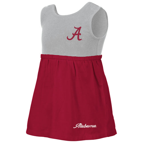 Girl's Alabama Victory Dress
