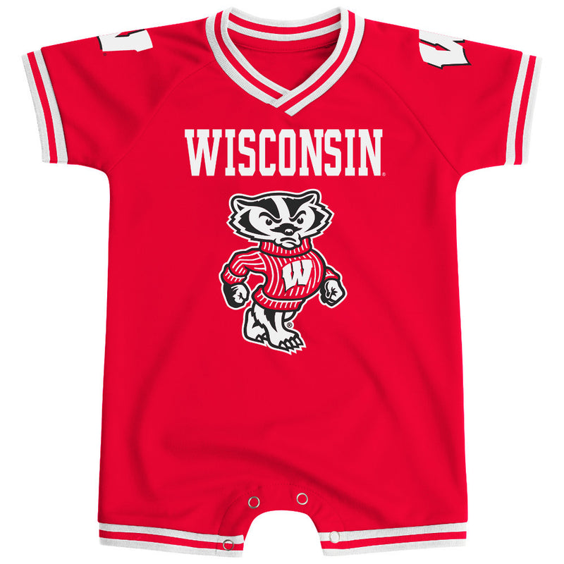 Wisconsin Super Fan Onesie