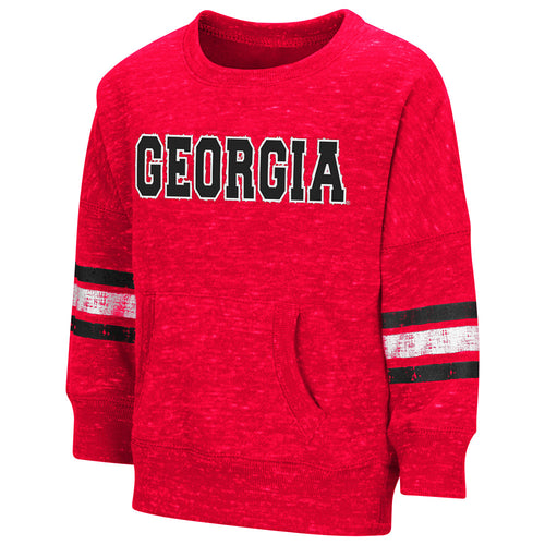 Georgia Girls Fleece Pullover