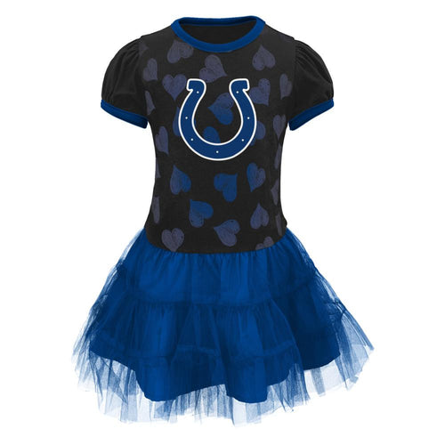Colts Love to Dance Dress