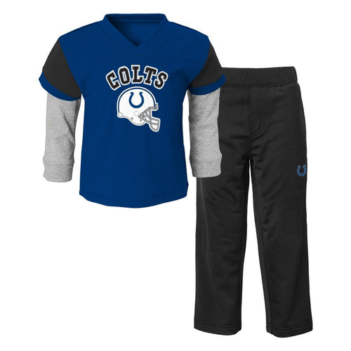 Colts Infant/Toddler Jersey Style Pant Set