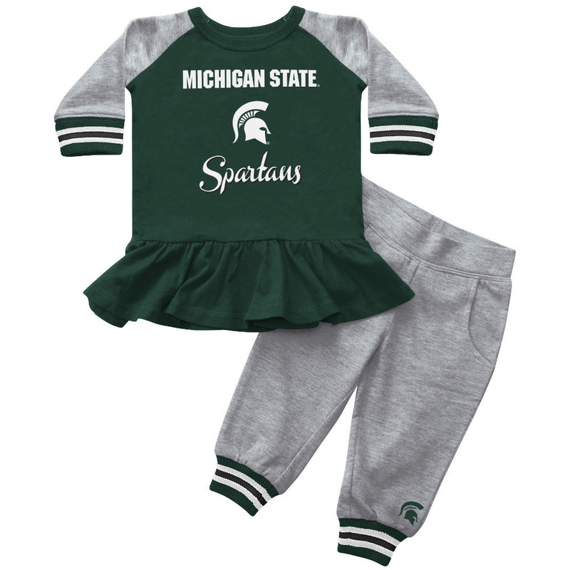 Spartans Girl Team Dress w/ Joggers