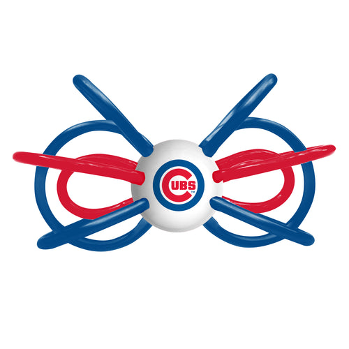 Chicago Cubs Teether/Rattle