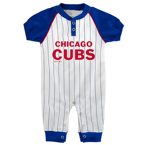 Cubs Baby Team Coverall