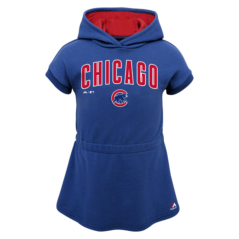 Cubs French Terry Dress
