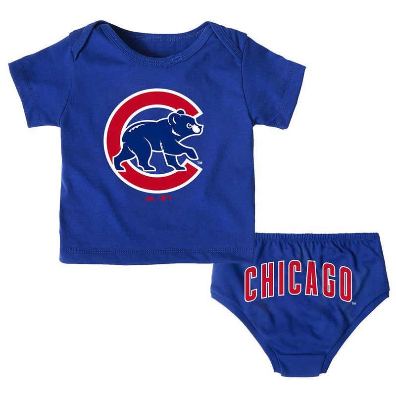 Cubs Newborn Uniform Outfit