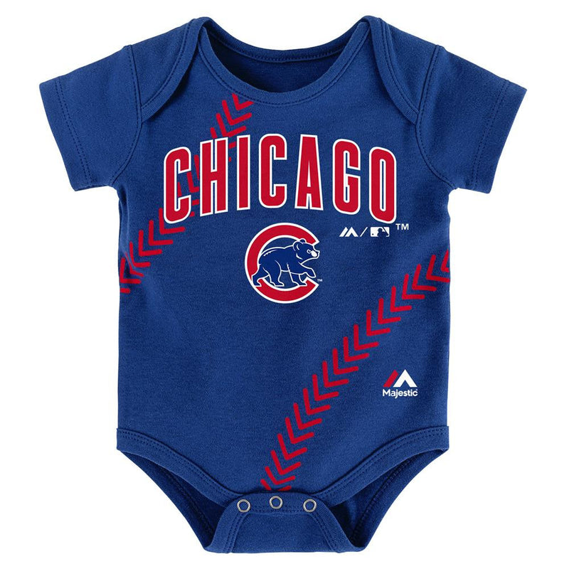 Cubs Baby Home Run Creeper