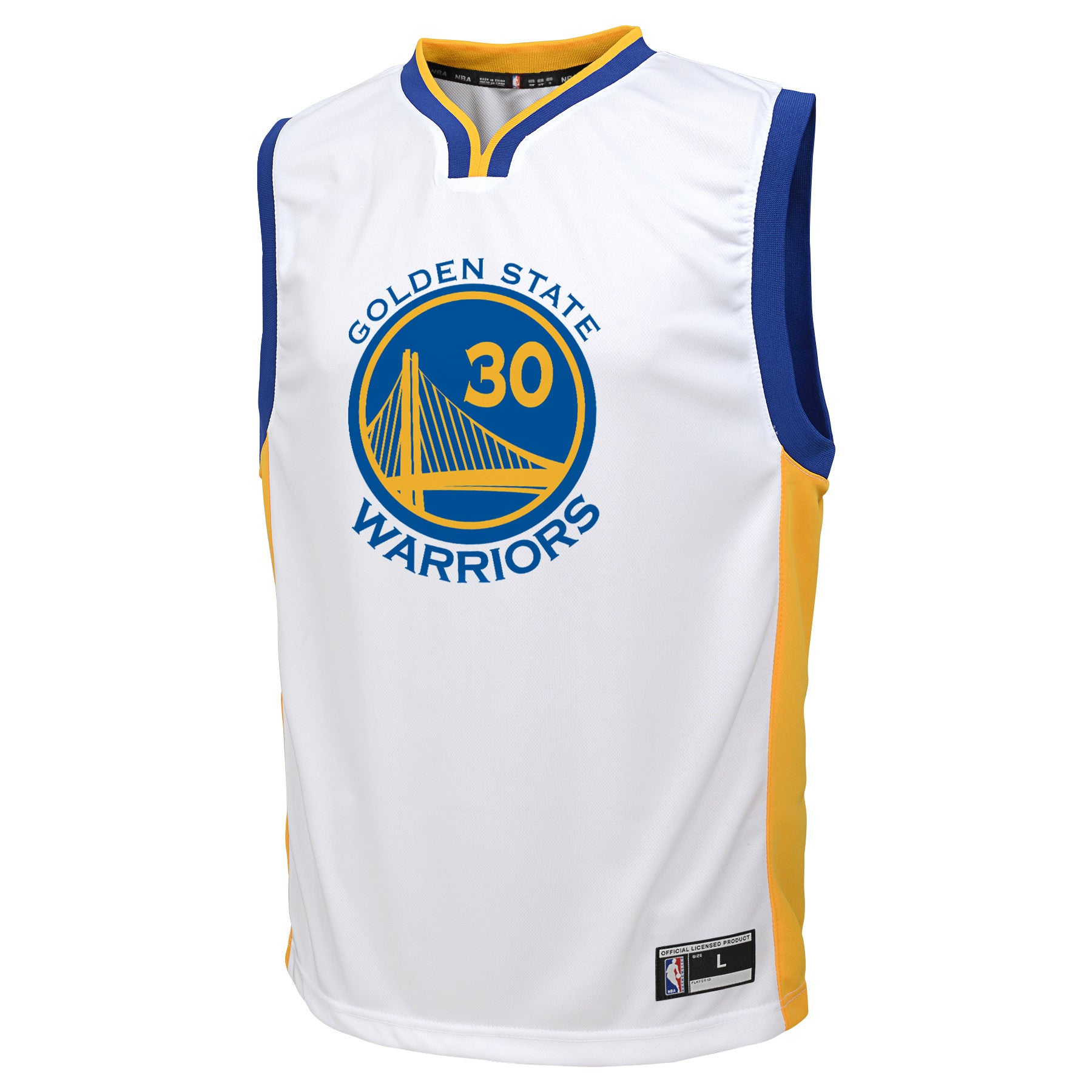 promo code a9a85 06ba1 Steph Curry Toddler Replica Jersey