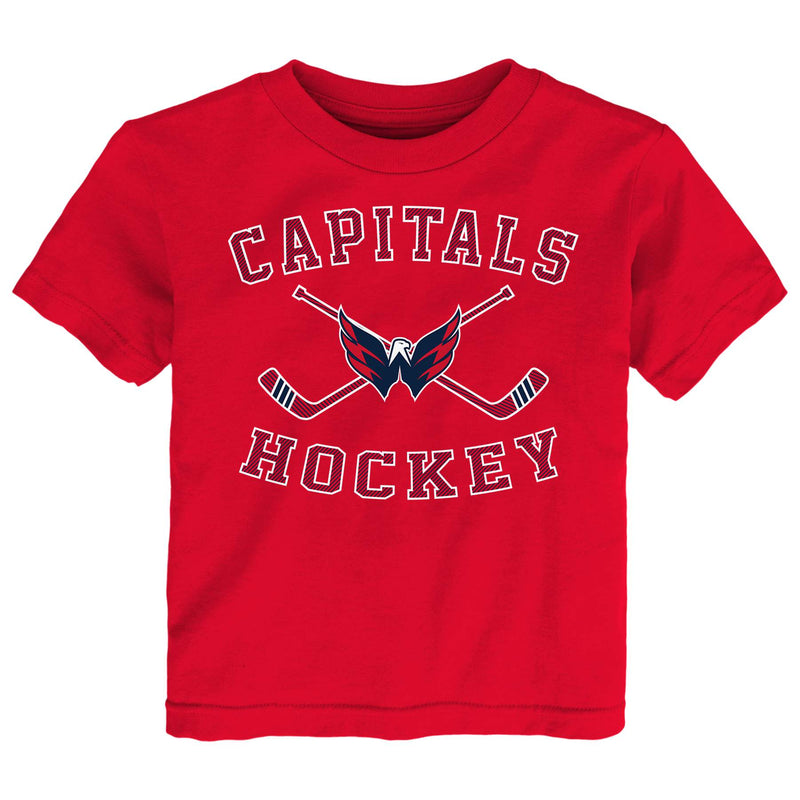 Capitals Hockey Sticks T-Shirt