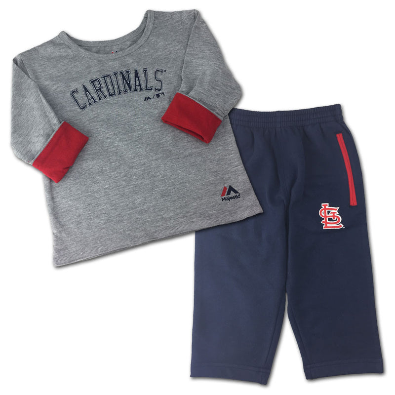 Cardinals Playtime Shirt & Pants Set (12-24M)