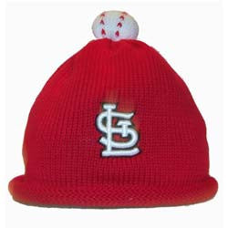 Cardinals Infant Beanie Cap