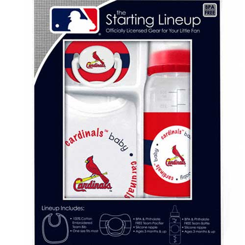 Cardinals Starting Line Up Gift Set