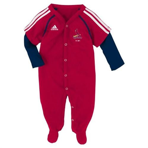 St. Louis Cardinals Baby Coverall
