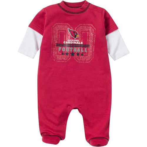 huge discount cd57d 8df8e Arizona Cardinals Baby Clothing and Infant Apparel – babyfans
