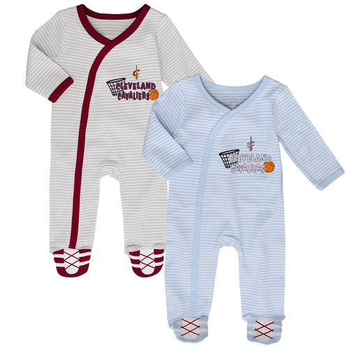Cavaliers Classic Infant Gameday Coveralls
